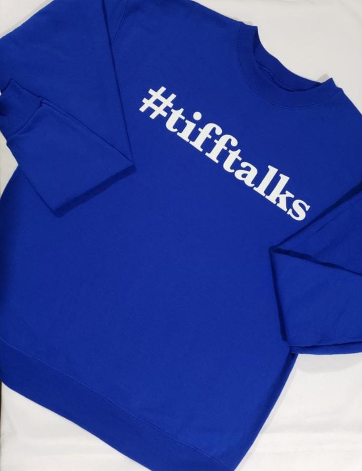 Tiff' Talks Classic Sweatshirt