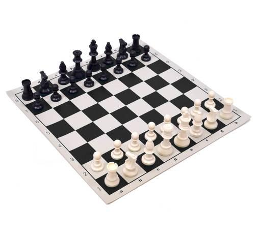 Basic chess set - Simple chess set ...