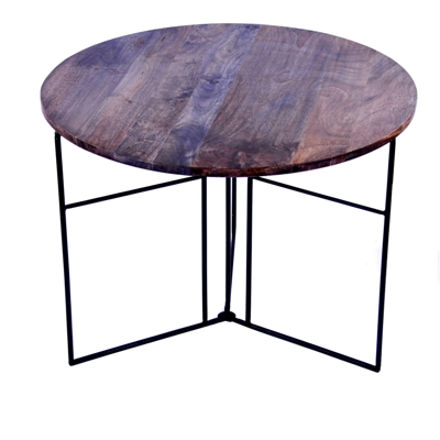 Lincoln Dining Table, Round