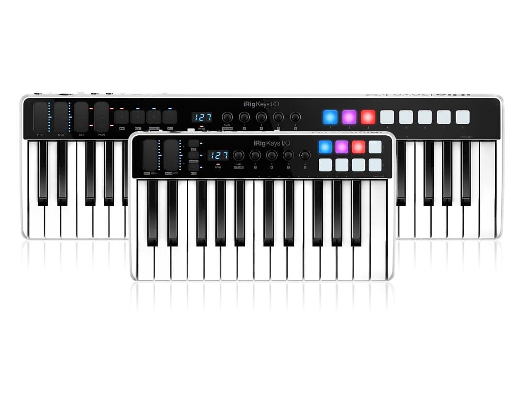 IK Multimedia | iRig Keys I/O