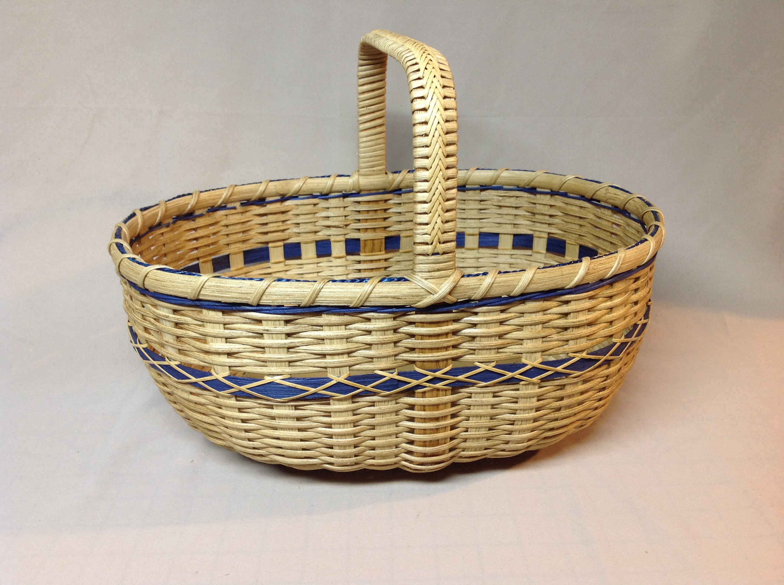 Basket Weaving Handles : How to weave a braided handle on basket hairstyle gallery