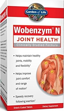 Wobenzym N - Authentic German Formula Designed to Promote Healthy Joints and Muscles