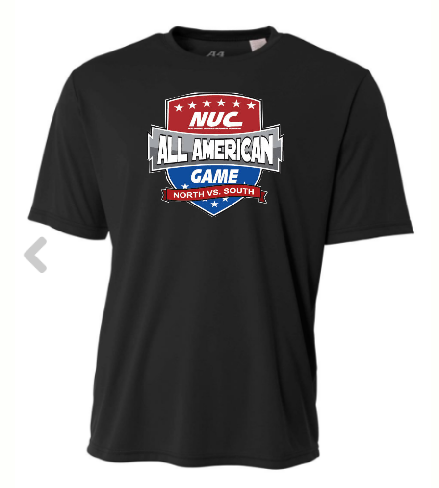 NUC All American Game Tshirt