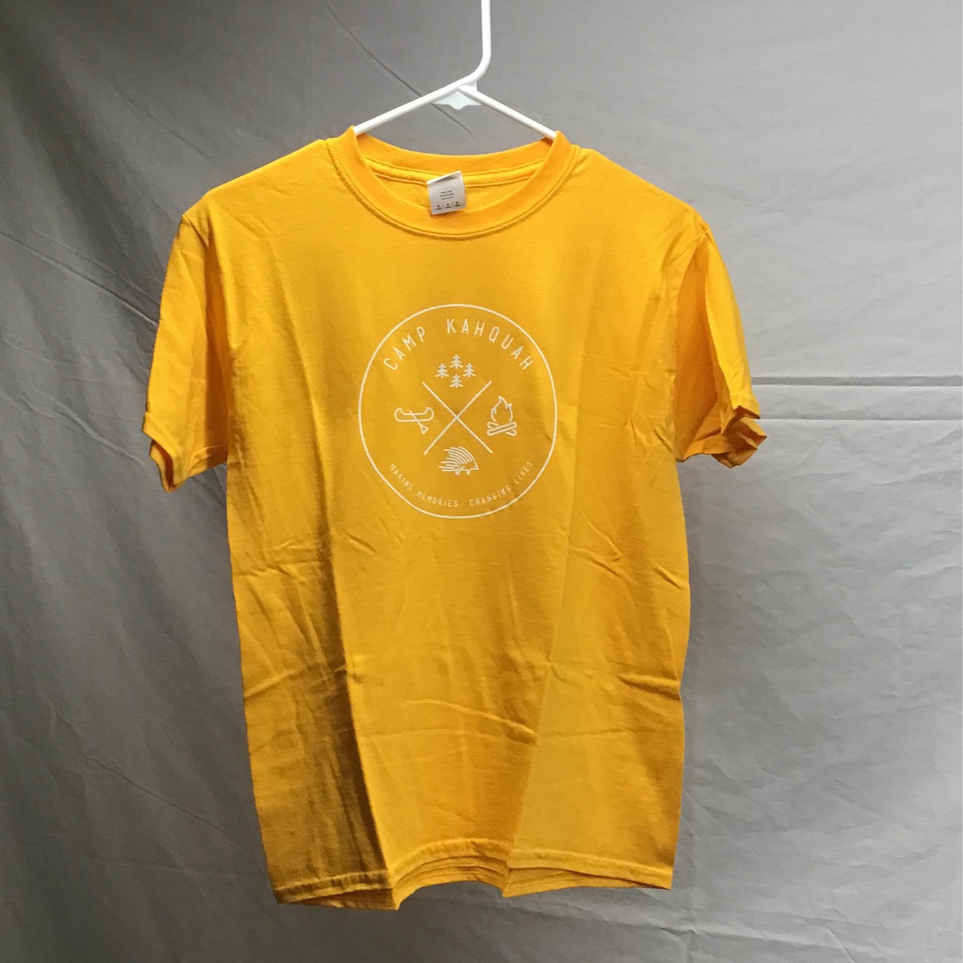 T-Shirt Kahquah Logo (Youth)