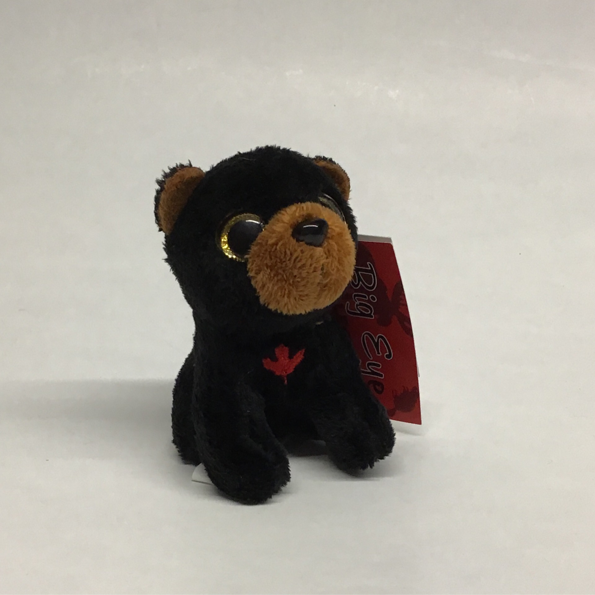 Stuffie: Bear Keychain