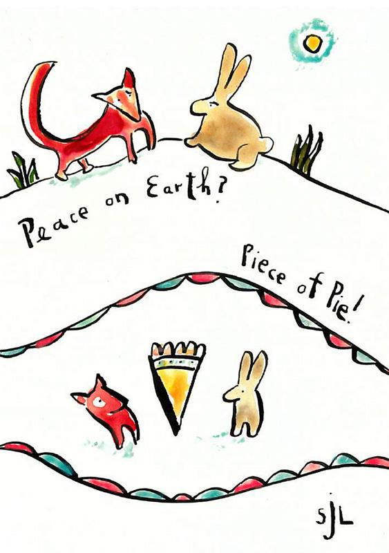 Foxrabbittpeace