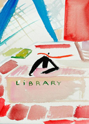 Library – Anticipation