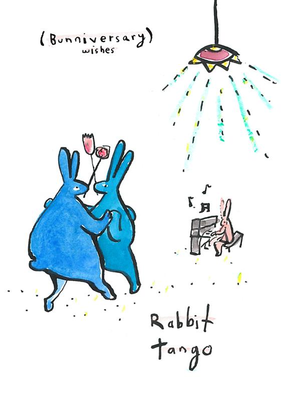 Rabbit Tango