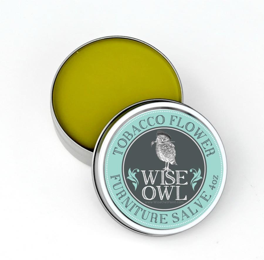 Wise Owl Furniture Salve - Tobacco Flower