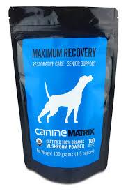 Canine Matrix - Maximum Recovery