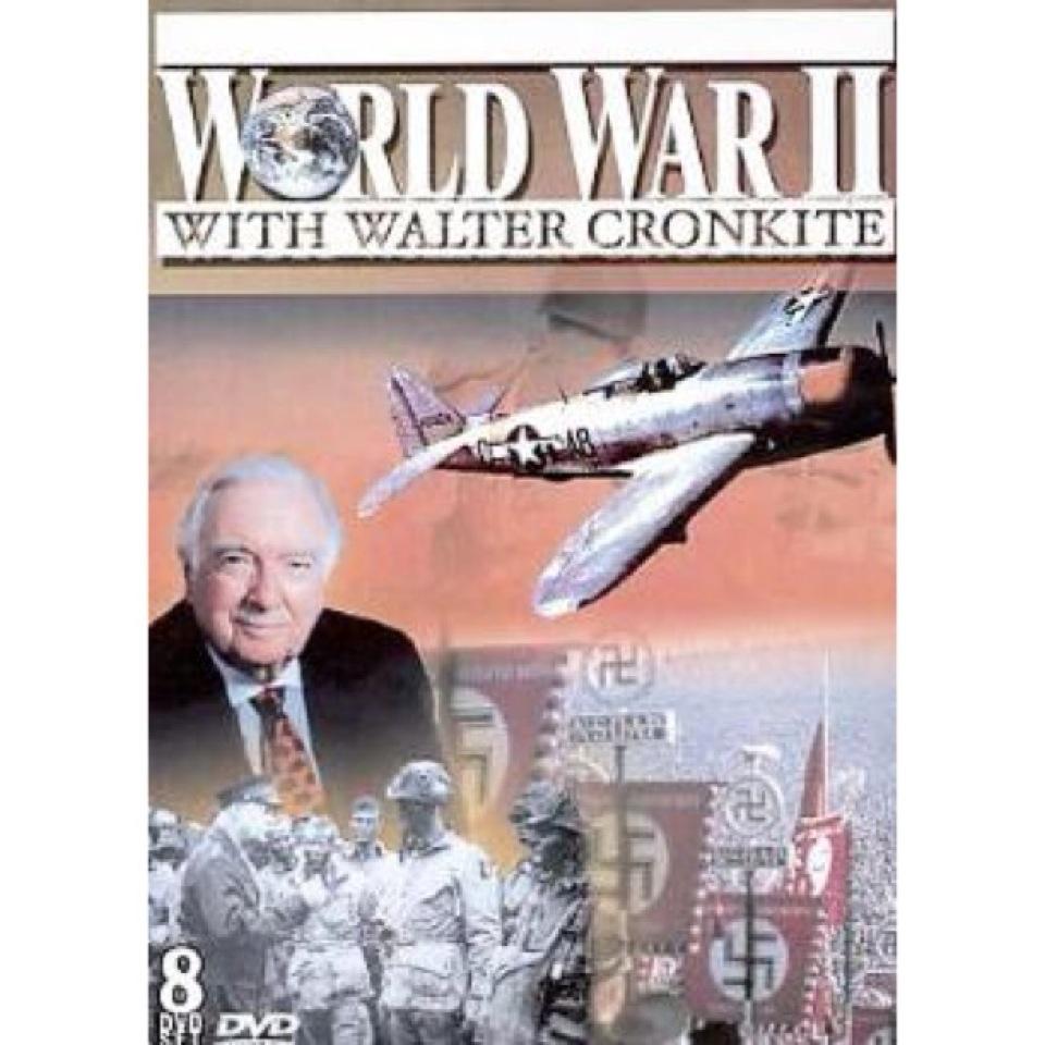 Walter Cronkite >> World War II - With Walter Cronkite