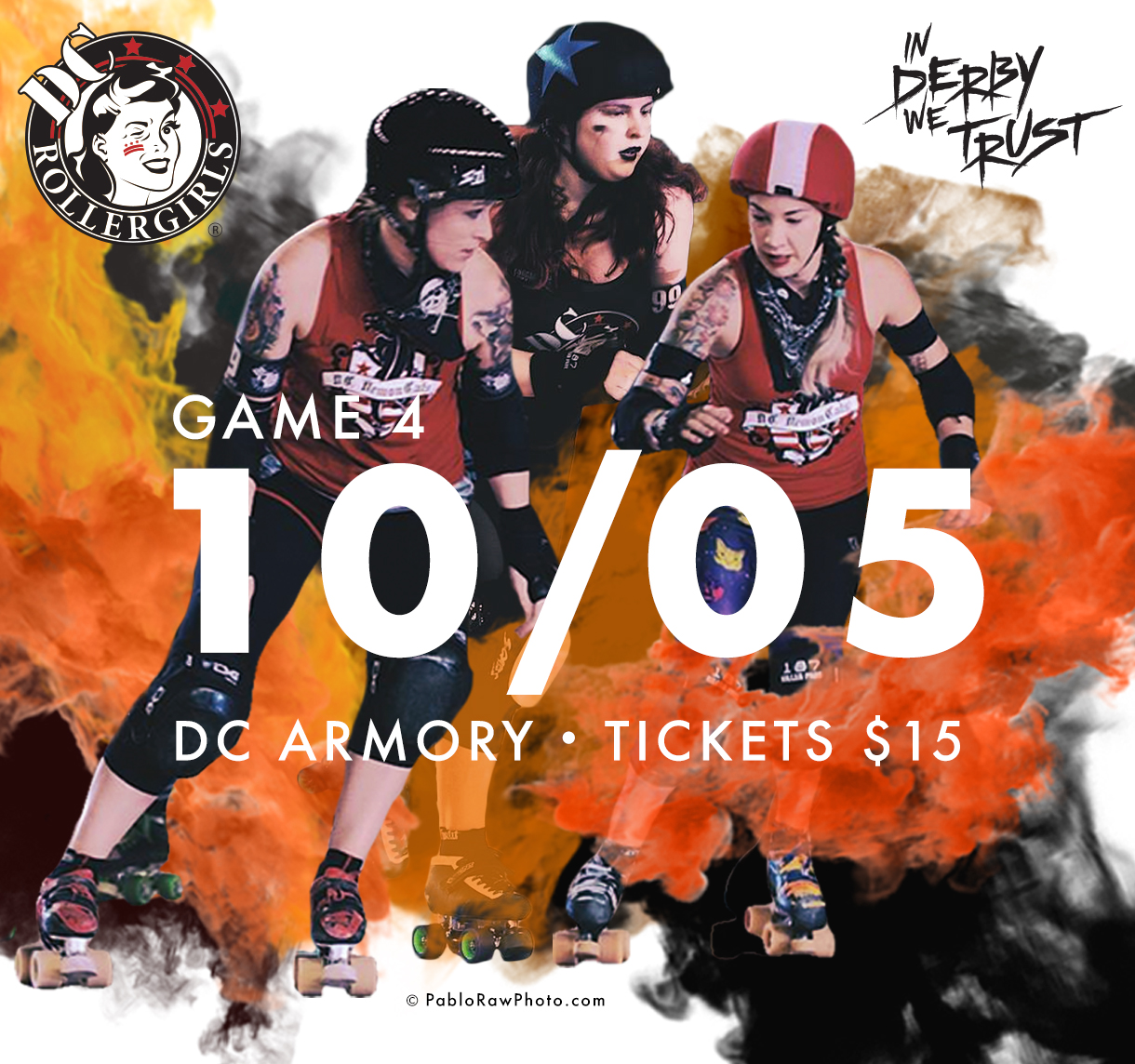 2019 Game Four Bout Tickets for October 5, 2019