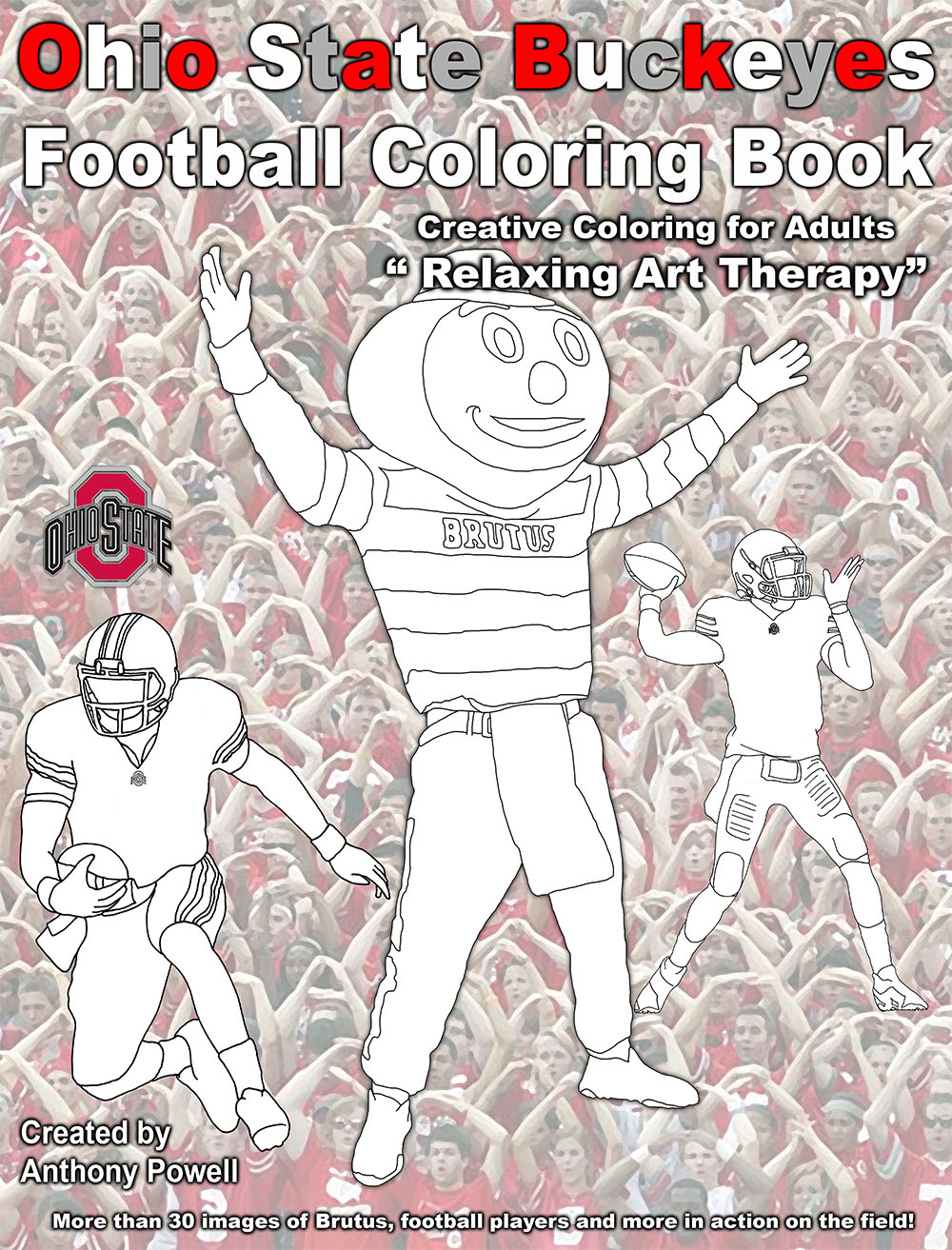 ohio state buckeyes coloring pages - photo#35