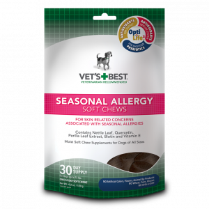 Vets Best - Allergy Chews - 30ct