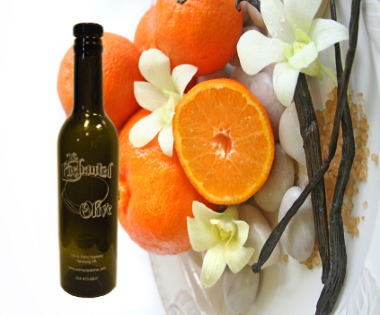 Cara Cara Orange Vanilla White Balsamic Vinegar