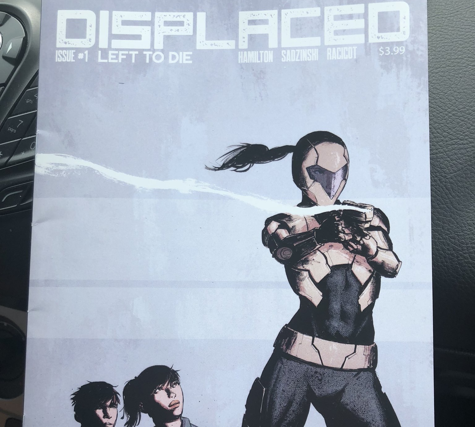 DISPLACED #1