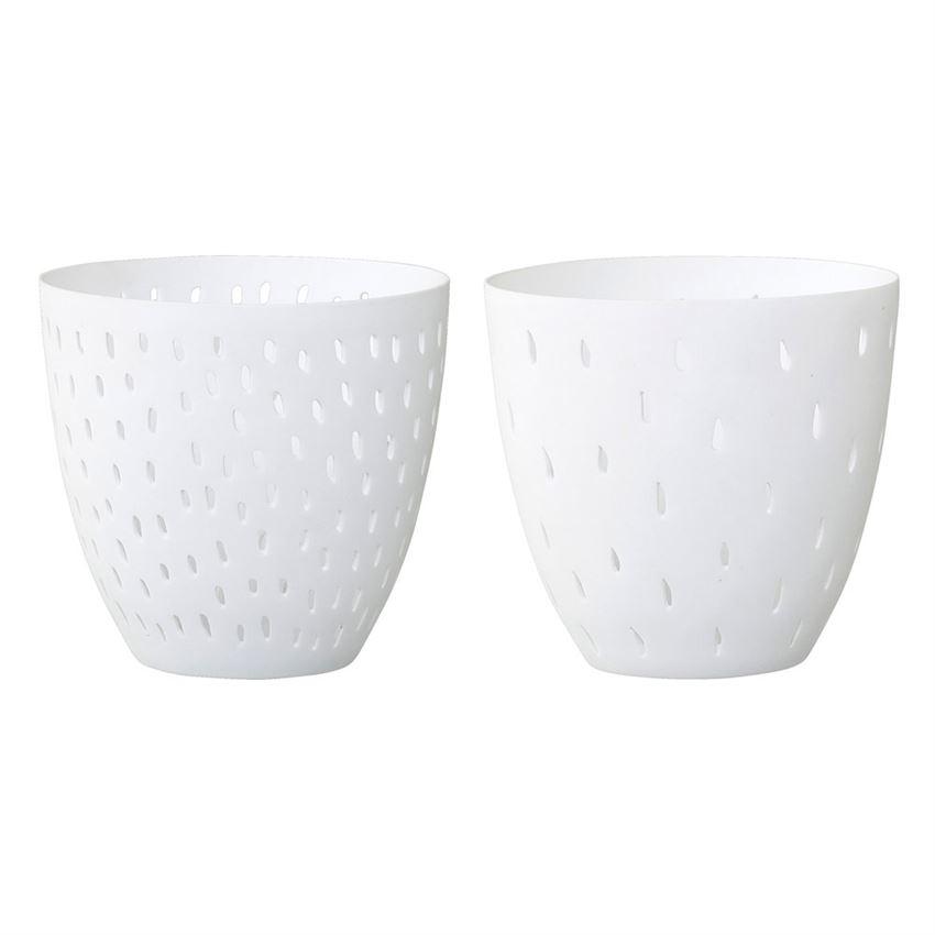 Ceramic Saki Votive Holder