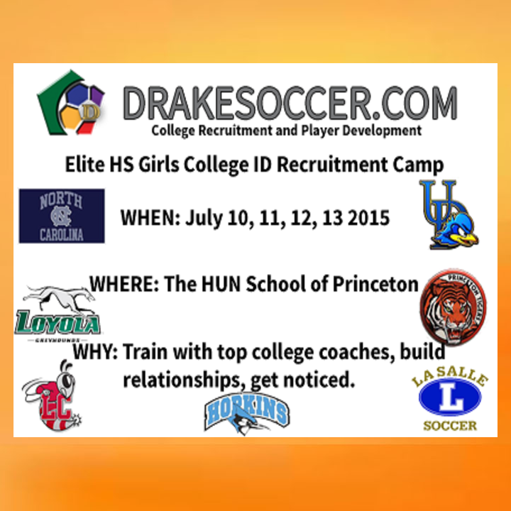 1b00be33529 Residential Elite HS Girls Recruiting ID Summer Camp at The Hun School of  Princeton on July 10-13