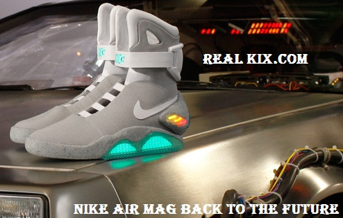 online store 2f0f8 86b33 NIKE AIR MAG BACK TO THE FUTURE