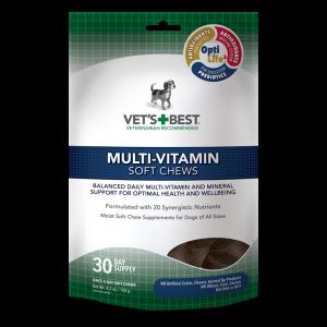 Vets Best - Multi-Vitamin Chews - 30 ct