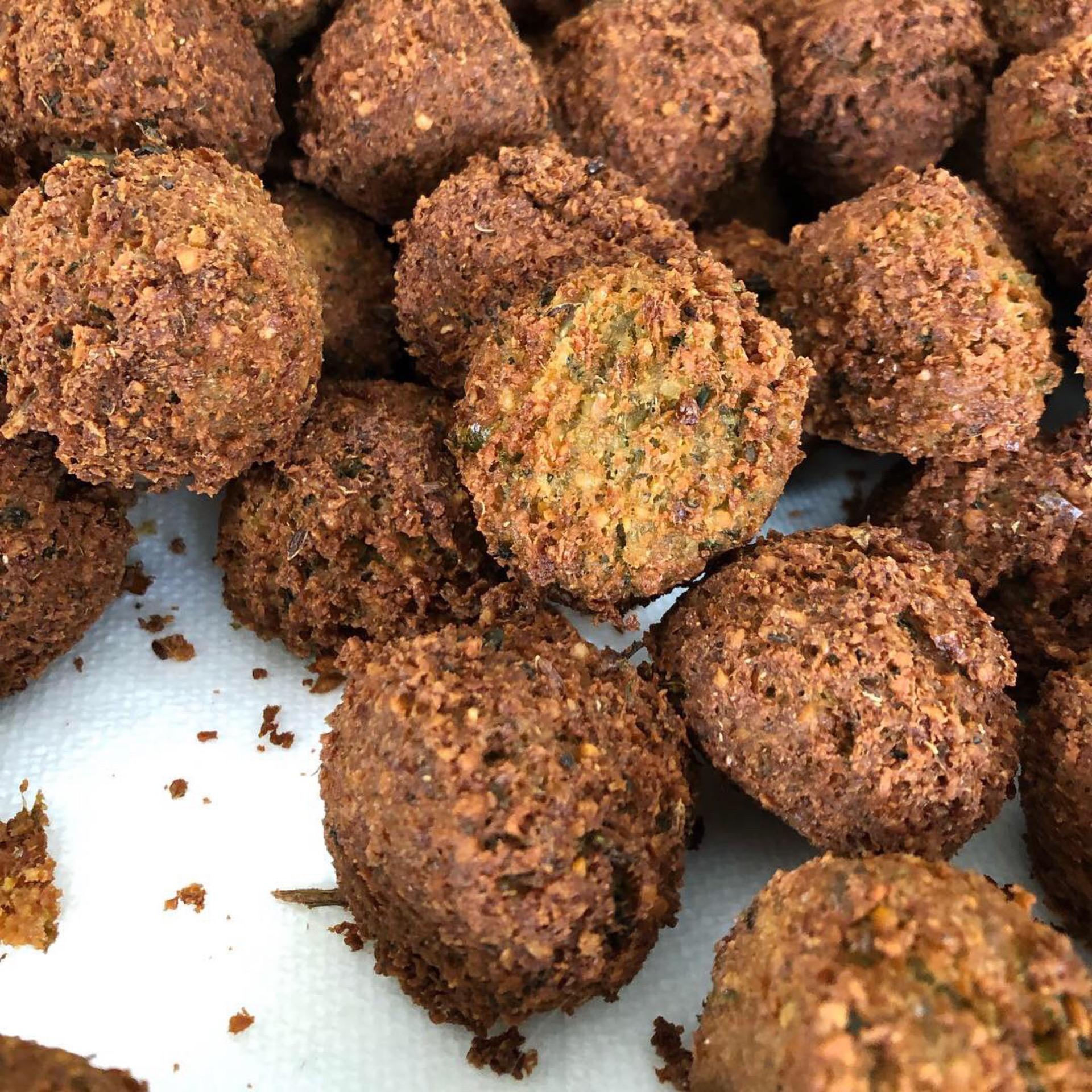 Falafel [Vegan Gluten-free]