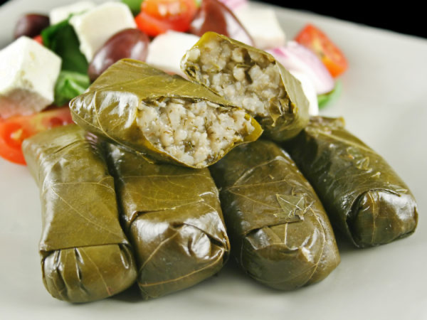 Appetizer-Now Dolmades