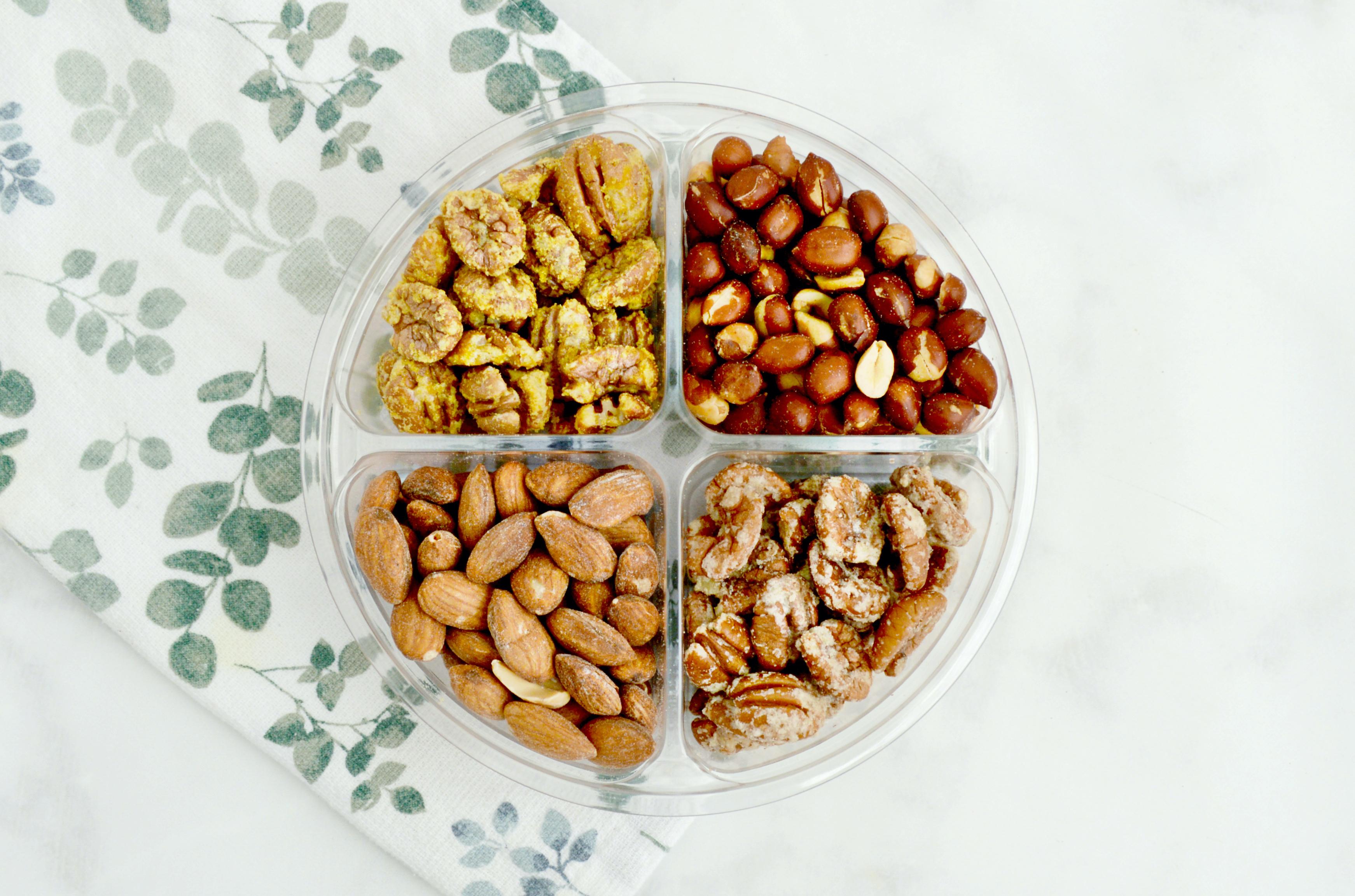 Mixed Nut Gift Tray