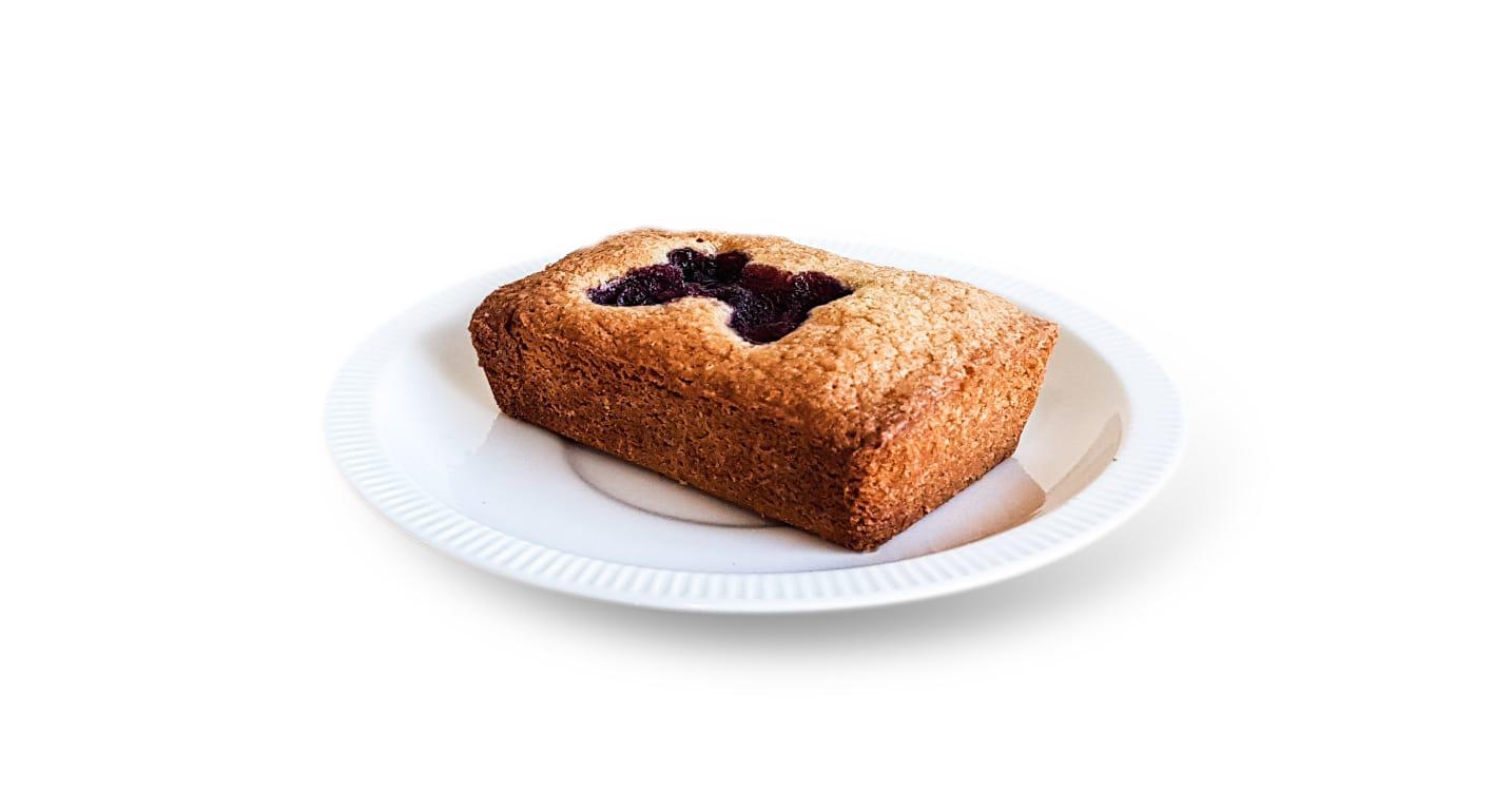 Berry Cake GF