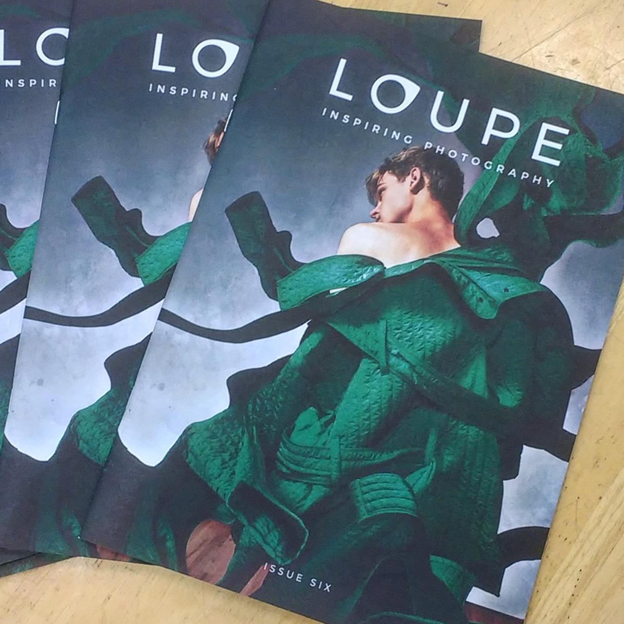 Loupe Magazines