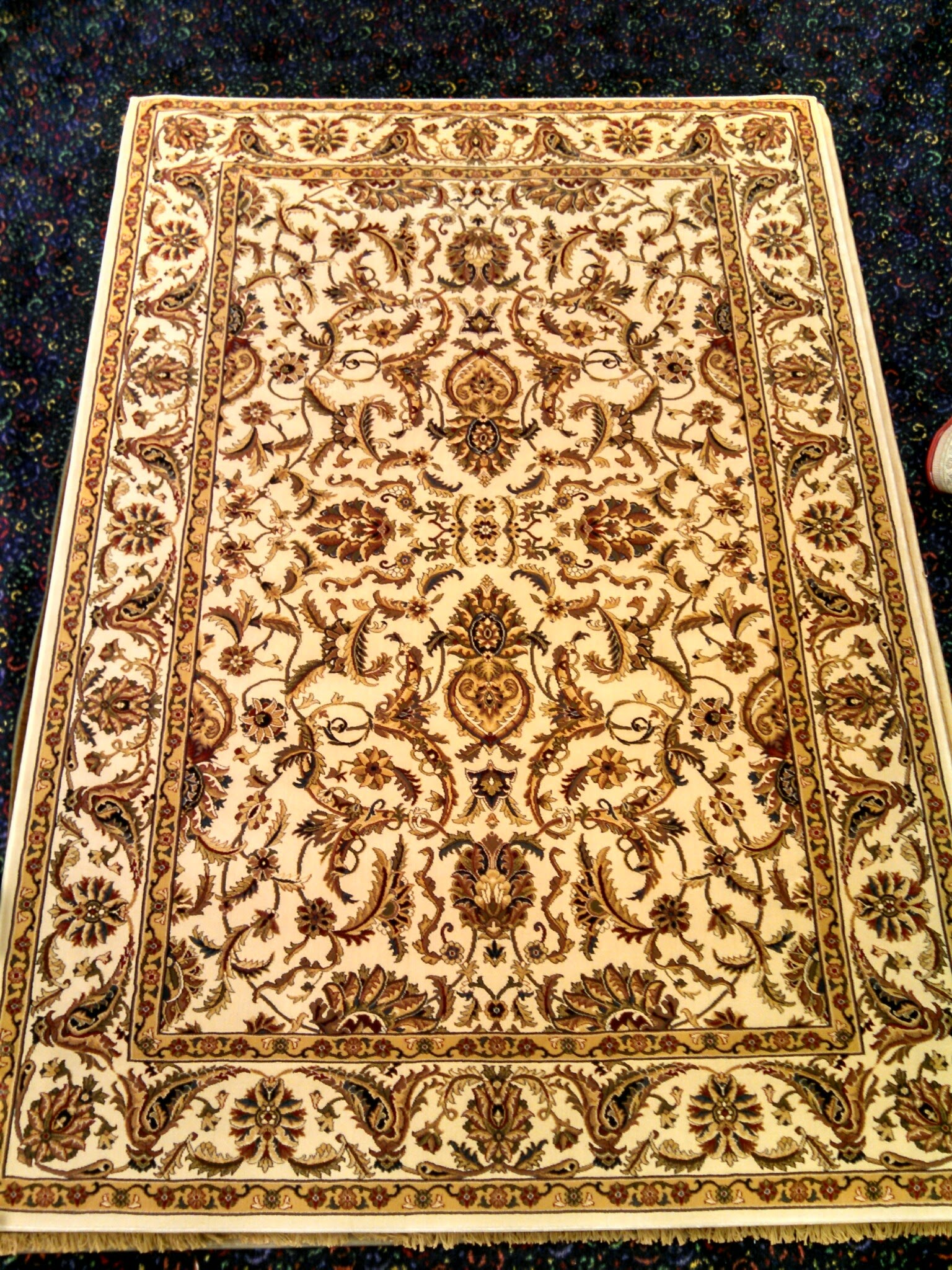 Oriental Weavers Egyptian Area Rug Ancient Persia