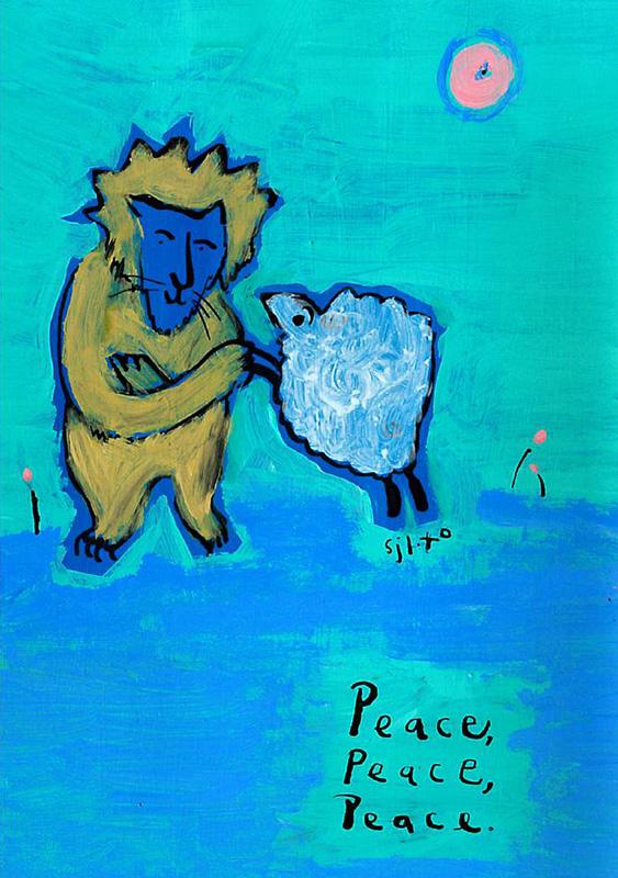 Peace, Peace, Peace