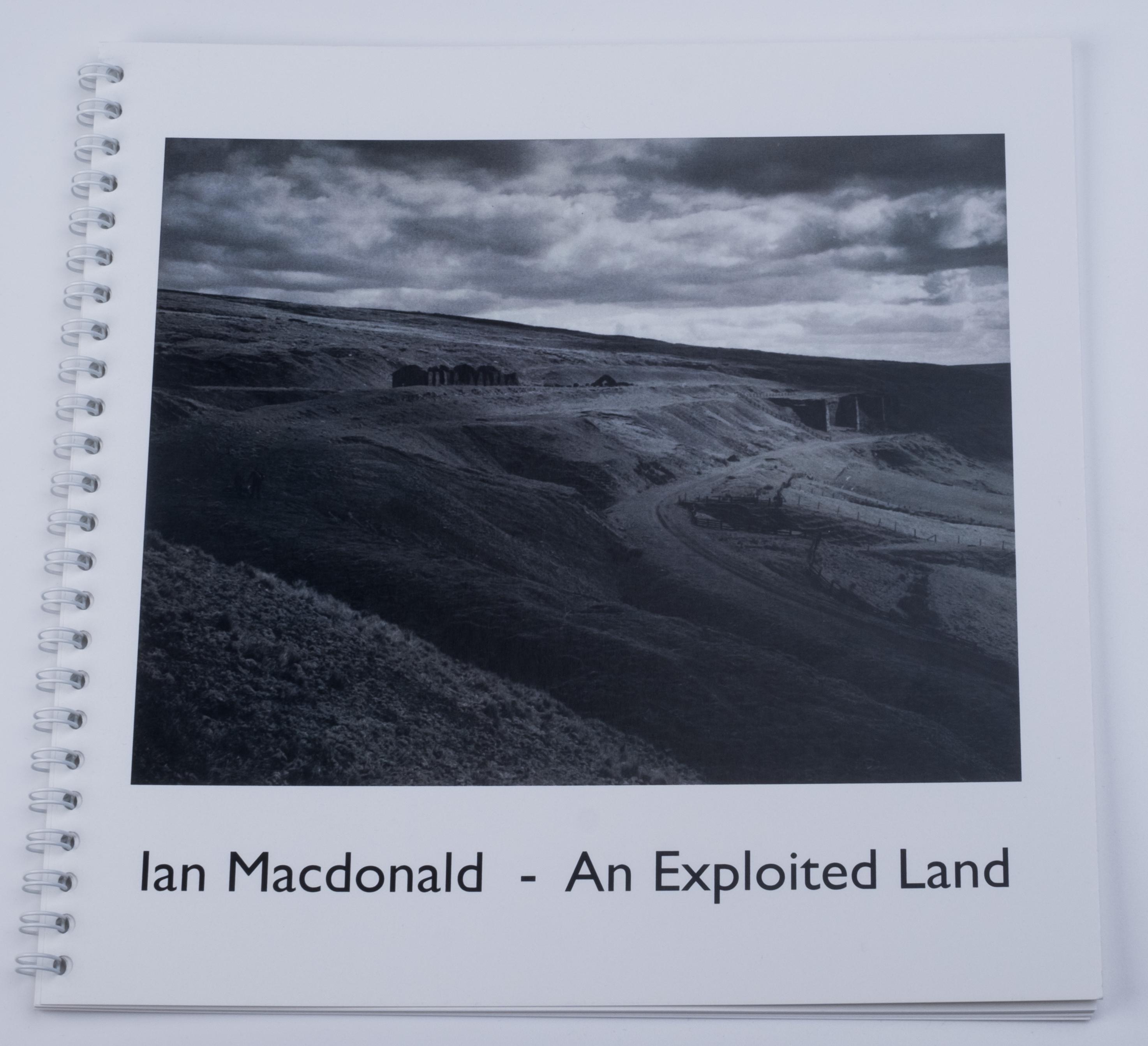 IAN MCDONALD - An Exploited Land