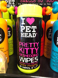 Pet Head - Deshedding Wipes