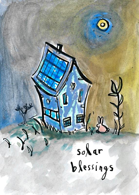 Solar Blessings