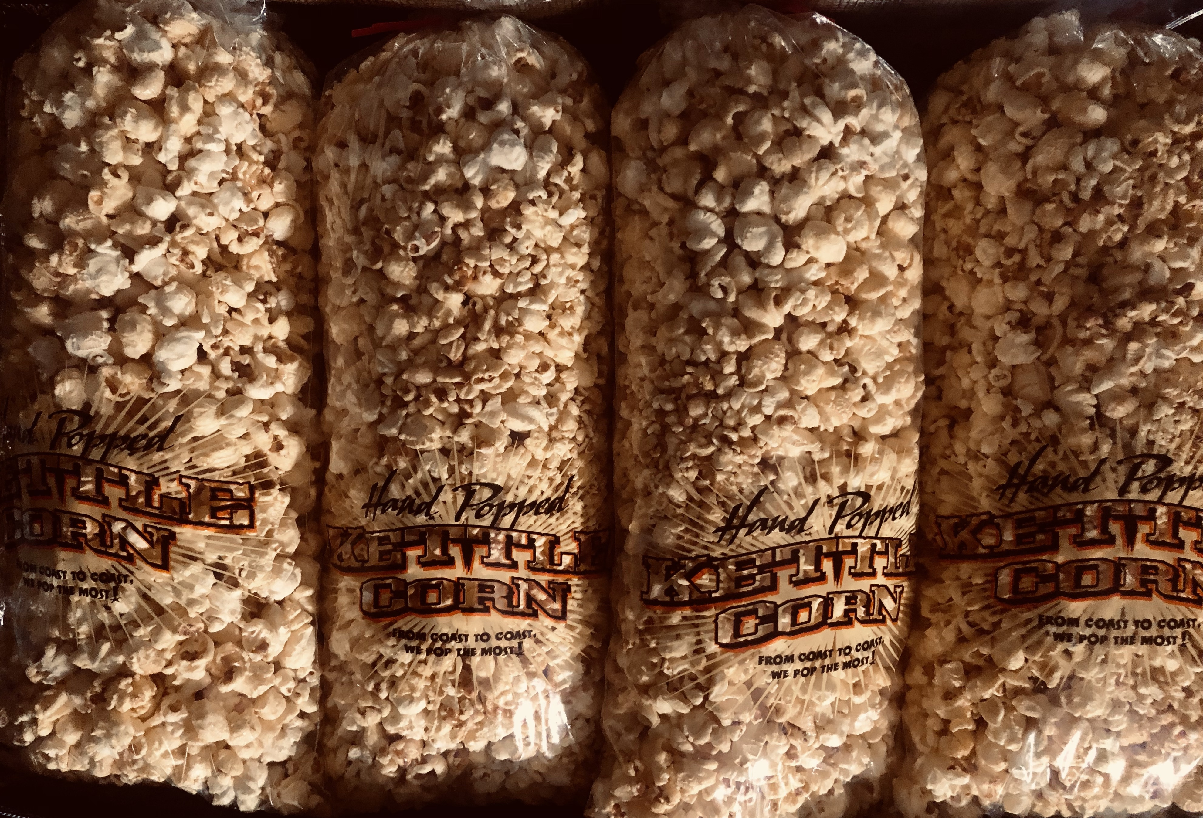Kettlecorn / local delivery included