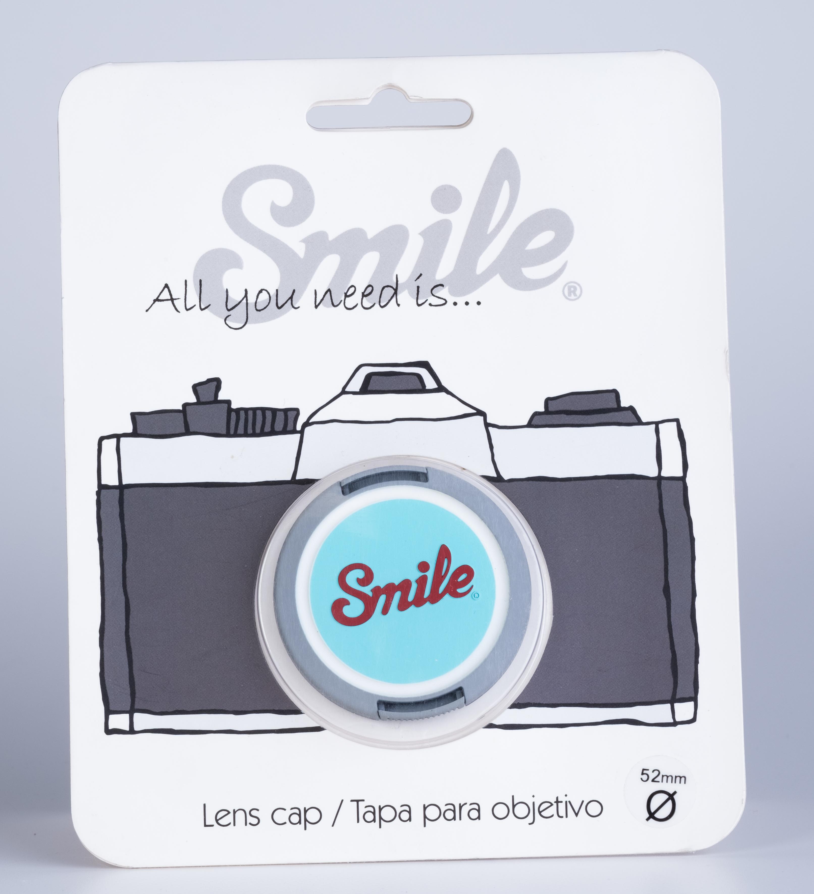Smile Lens Cap
