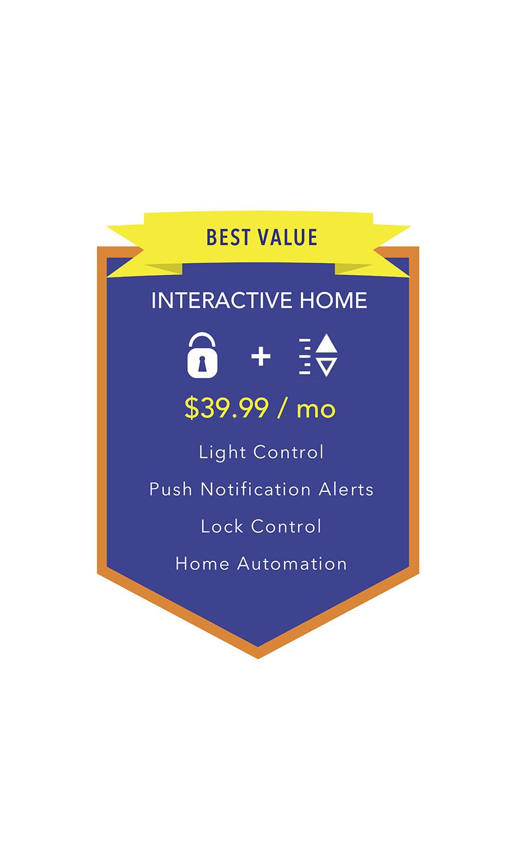 Interactive Home Plan