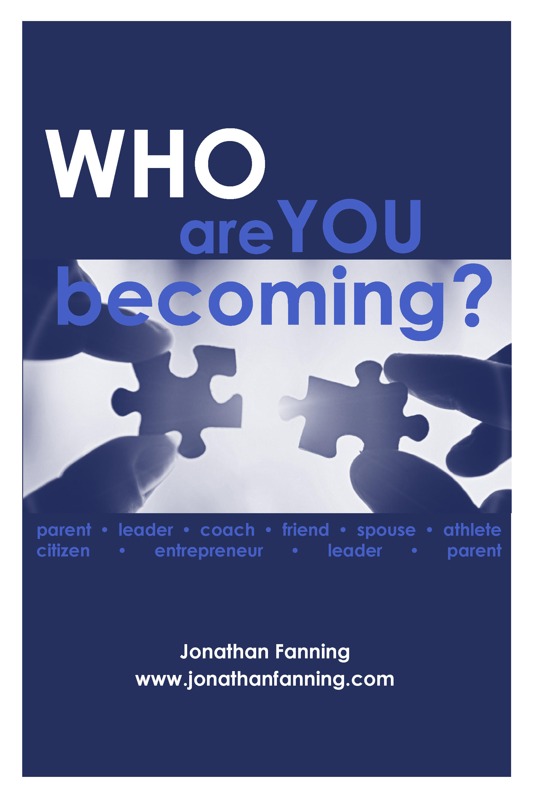 Audiobook Who Are You Becoming 4 Cds