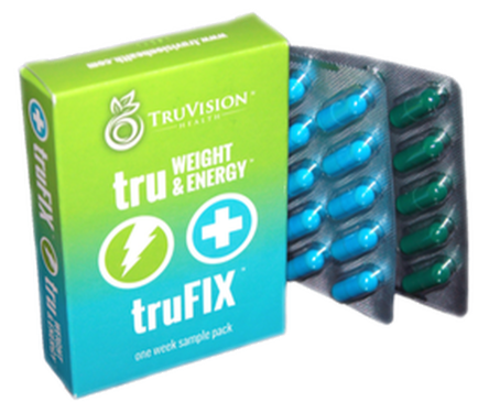 truvision health weight loss amazon