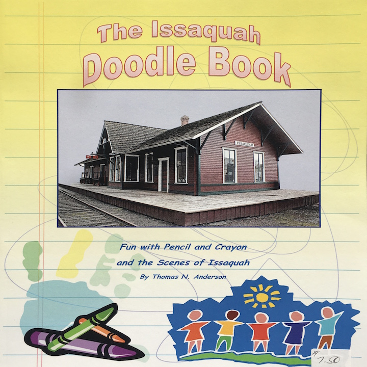 Issaquah's Doodle Book