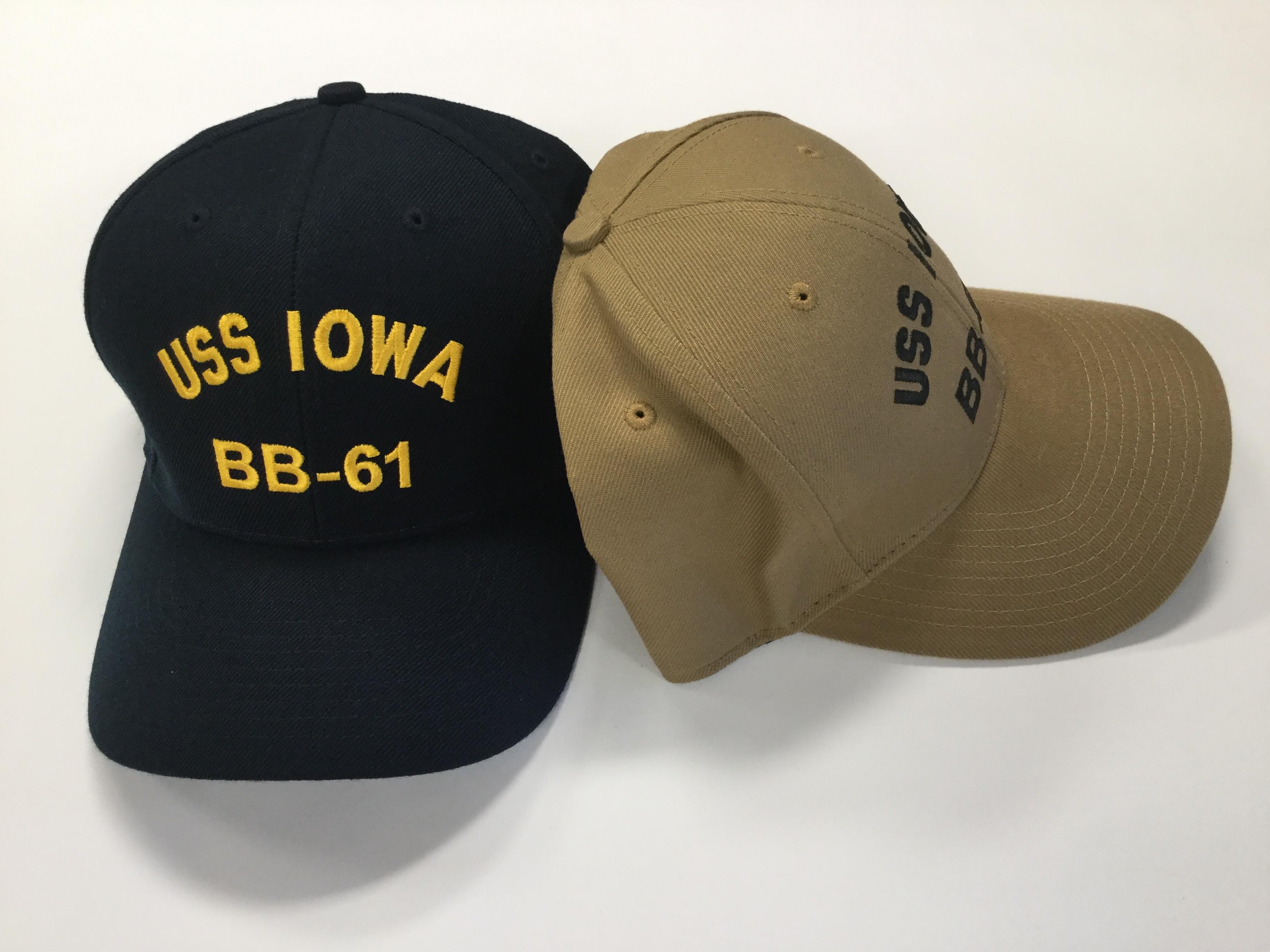 Baseball Cap - IOWA Logo