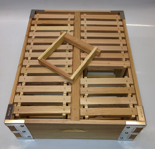 26 Frame Langstroth Comb Brood Medium Box