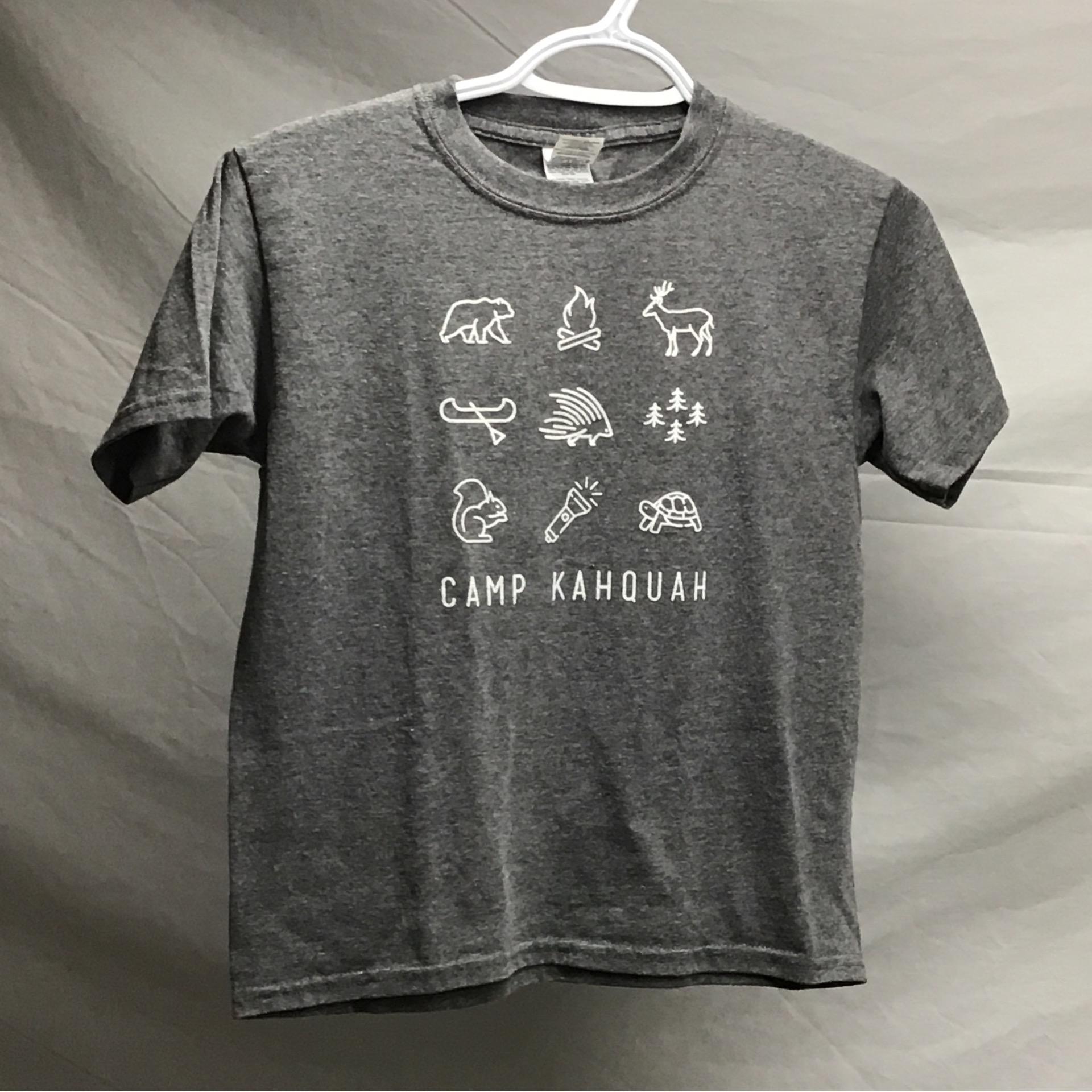 T-Shirt Camper Logo (Youth)