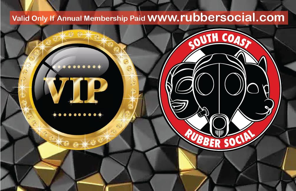 2021-2022 VIP RubberSocial Membership