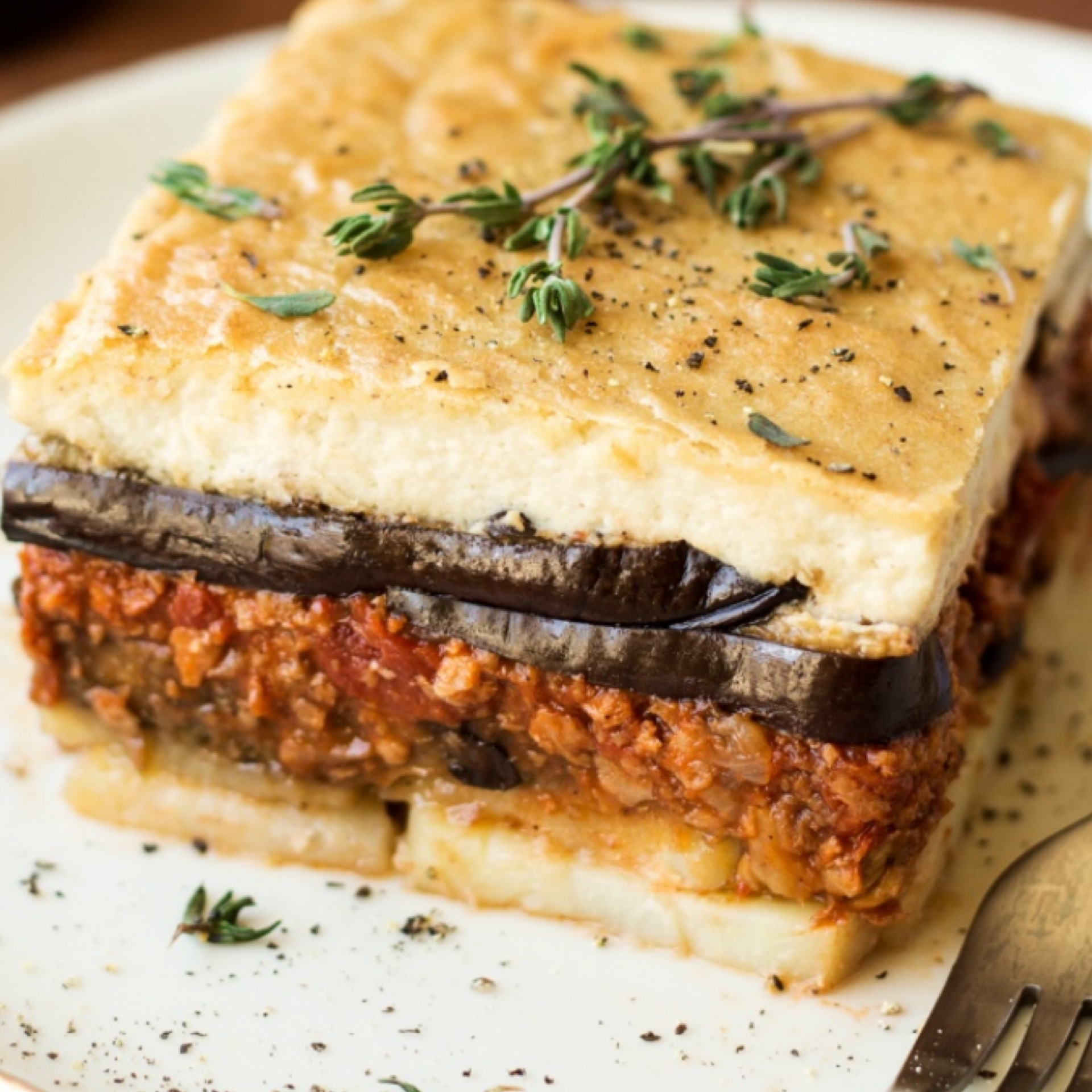 Meals-Now Moussaka