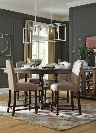 e20a306cbc0f Signature Design By Ashley Baxenburg Dining Room Set