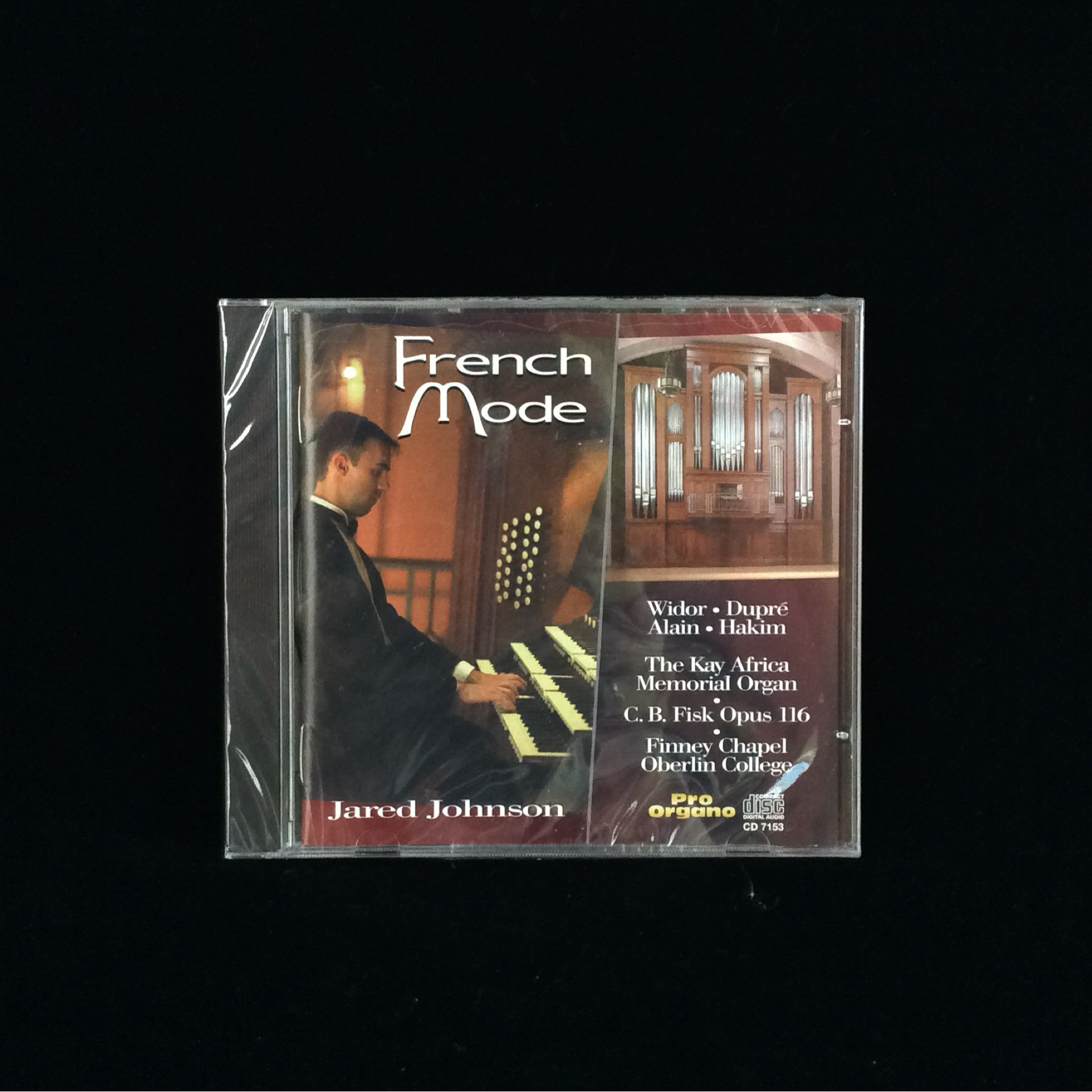 CD French Mode