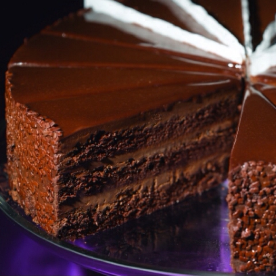 Slice Of Chocolate Cake Images