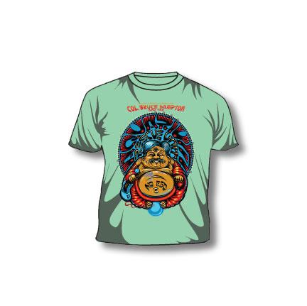 Kids t shirt mint color for Mint color t shirt