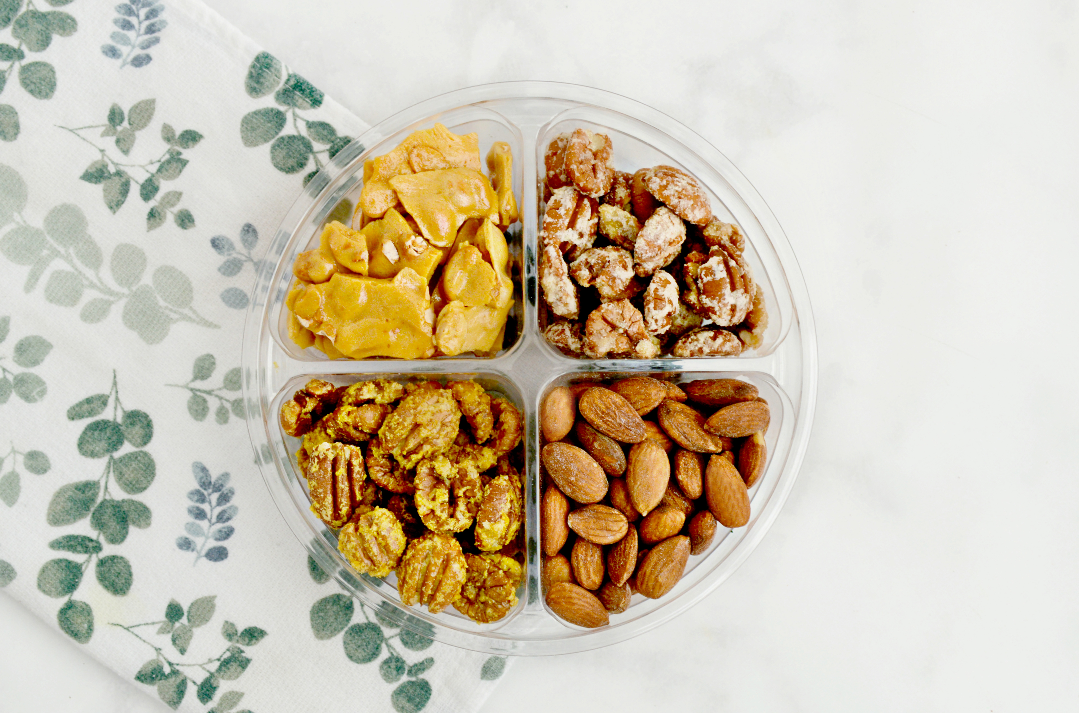Gourmet Nut Gift Tray